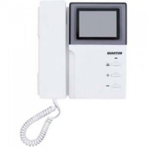 Монитор видеодомофона монохромный с трубкой QM-4HP/1024