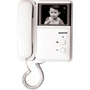 Монитор видеодомофона монохромный с трубкой QM-4MT/256