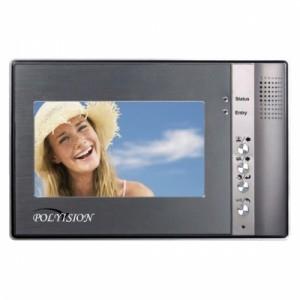 Монитор видеодомофона цветной с функцией «свободные руки » PVD-704C