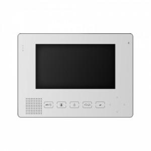 Монитор видеодомофона цветной с функцией «свободные руки » PVD-705C белый