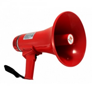 Мегафон со встроенным микрофоном AT-M115A