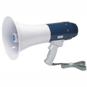 Мегафон, функции сирена, свисток и гонг THOR-15
