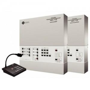 Усилитель мощности трансляционный МЕТА 7122 (400Вт)