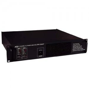 Усилитель мощности двухканальный, 2х120 Вт JPA-2120DP