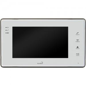 Цветной видеодомофон XR-07 белый