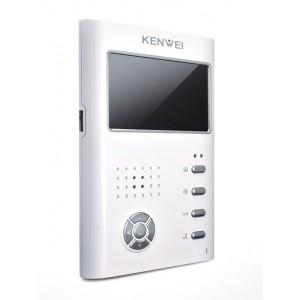 Монитор видеодомофона KW-E430C