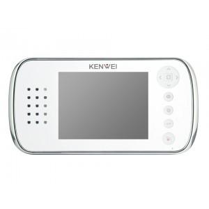 Монитор видеодомофона KW-E704C