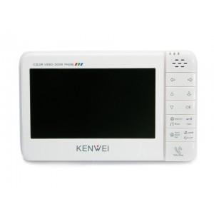 Монитор видеодомофона KW-128C-W64
