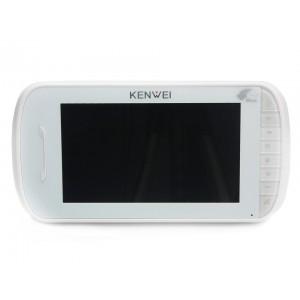 Монитор видеодомофона KW-E703FC