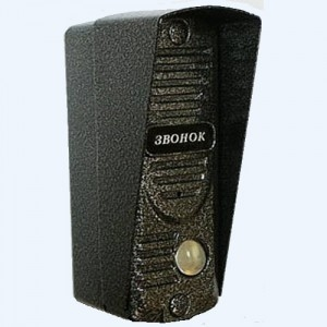 Видеопанель вызывная Оптима-Видео цв. NTSC