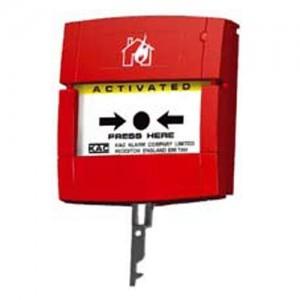 Извещатель пожарный ручной взрывозащищенный MCP3A-R000-IS