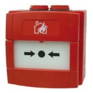 Извещатель пожарный ручной взрывозащищенный WCP3A-R000SF-S214-01IS