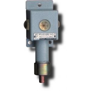 Оповещатель световой взрывозащищённый ВС-4-3С-220В