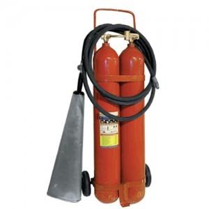Огнетушитель углекислотный, передвижной ОУ-20 NEW