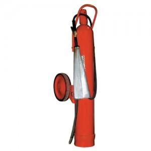 Огнетушитель углекислотный, передвижной ОУ-25