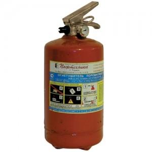 Огнетушитель порошковый закачной ОП-2 (з)