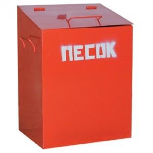 Ящик для песка 0,1 куба
