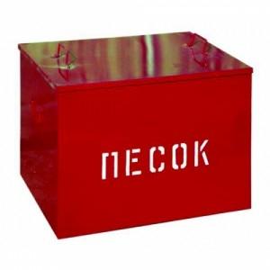 Ящик для песка 0,5 куба
