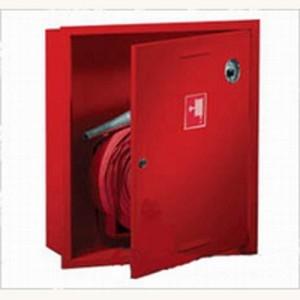 Шкаф пожарный без стекла красный (правый) ПК-310В