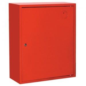 Шкаф пожарный без стекла красный (левый) ПК-310Н