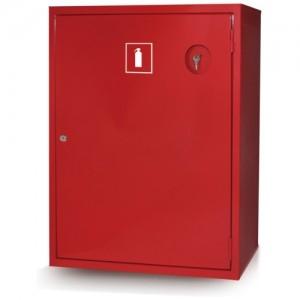 Шкаф пожарный без стекла красный (правый) ШПО-112