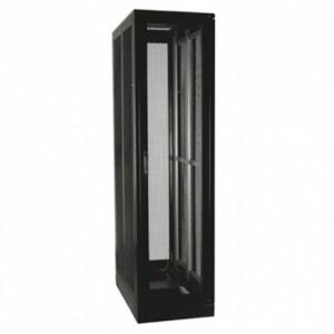 Шкаф серверный со стеклянной передней дверью WZ-SZBSE-006-4522-23-7111-1-161 (WZ-SZBSE-006-4522-2-161)