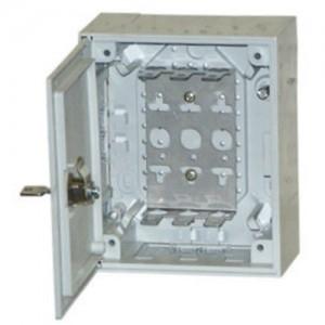 Коробка распределительная пластмассовая для настенной установки Kronection Box I