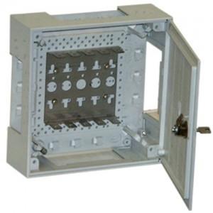 Коробка распределительная пластмассовая для настенной установки Kronection Box II