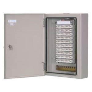 Шкаф металлический с замком для 100 пар ШРН 2/100