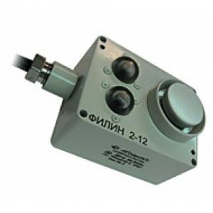 Оповещатель комбинированный, свето-звуковой взрывозащищенный ФИЛИН 2-12