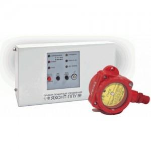 Прибор приемно-контрольный управления пожарный Яхонт-ППУ-ПК