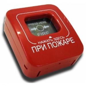 Извещатель охранно-пожарный ручной адресный взрывозащищенный Минитроник А16-ИПР.Ex