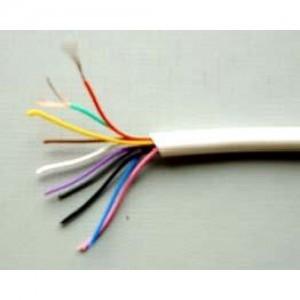 Кабель для монтажа систем сигнализации КСПВГ 10х0,2