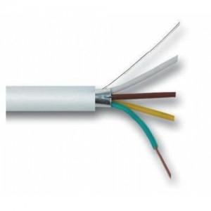 Кабель для монтажа систем сигнализации КСПЭВГ 4х0,2