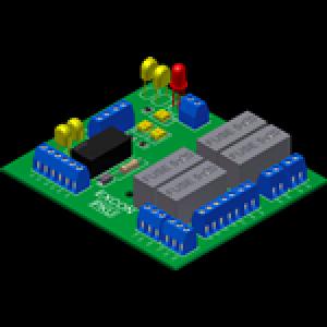 Прибор приемно-контрольный MAL-DV