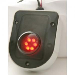 Оповещатель световой ОПОП1-5-220(серый)