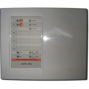 Прибор приемно-контрольный охранно-пожарный ВЭРС-ПК 2П версия 3.1