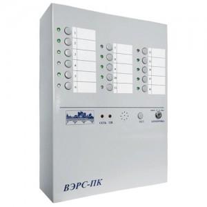 Прибор приемно-контрольный охранно-пожарный ВЭРС-ПК16П