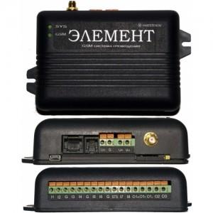 Устройство оконечное объектовое приемно-контрольное c GSM коммуникатором  Элемент-1115