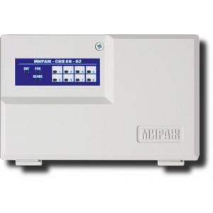 Контрольная панель сетевая Мираж-СКП08-02