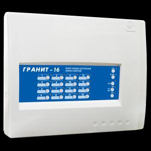 Прибор приемно-контрольный охранно-пожарный Гранит-16