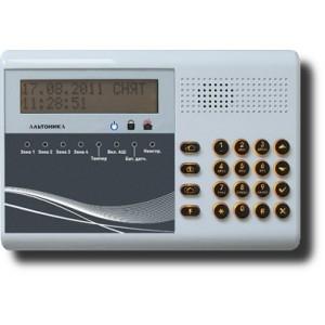 Прибор приемно-контрольный охранно-пожарный адресный Риф-LS60