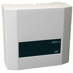 Блок сигнальный адресный АСБ-4 (Радуга-2А/4А)