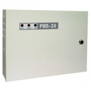 Источник вторичного электропитания резервированный РИП-24 (исп.01) П