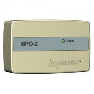 Блок речевого оповещения адресный МРО-2 (Рубеж 2А)