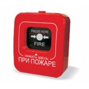 Извещатель пожарный ручной адресный Минитроник А16-ИПР
