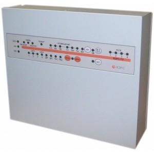 Прибор приёмно-контрольный и управления пожарный ВЭРС-ПУ (версия 2)