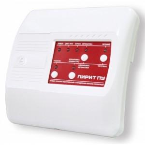 Прибор приемно-контрольный и управления охранно-пожарный Пирит-ПУ