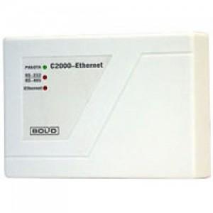 Преобразователь интерфейсов С2000-Ethernet