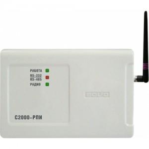 Радиоповторитель интерфейсов С2000-РПИ